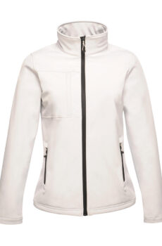 Women`s Octagon II Softshell von der Marke Regatta in White/Light Steel
