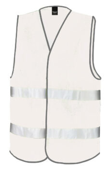 Core Enhanced Visibility Vest von der Marke Result in White