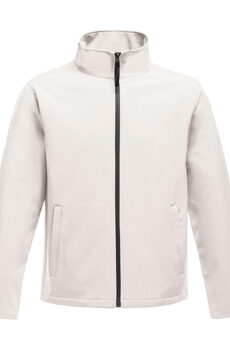 Women`s Ablaze Printable Softshell von der Marke Regatta in White/Light Steel