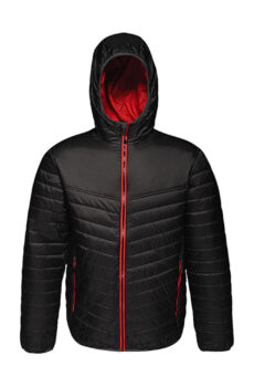 Acadia II Warmloft Down-Touch Jacket von der Marke Regatta in Black/Red