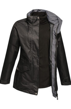 Women`s Benson III Jacket von der Marke Regatta in Black/Black