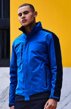 Contrast Insulated Jacke