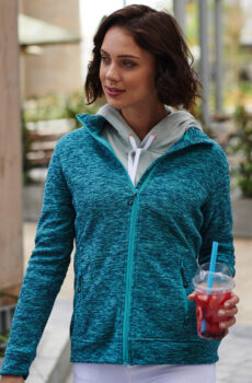 Damen Thornly Marl Fleece