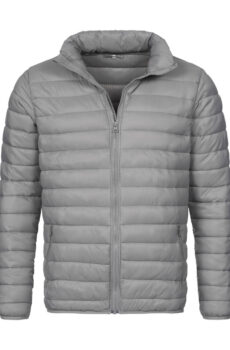 Padded Jacket von der Marke Stedman in Light Grey