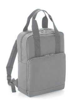 Twin Handle Backpack von der Marke Bag Base in Light Grey