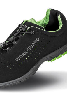 Shield Lightweight Safety Trainer von der Marke Result in Black/Lime