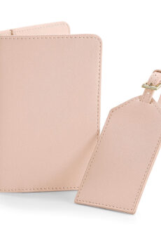 Boutique Travel Set von der Marke Bag Base in Soft Pink